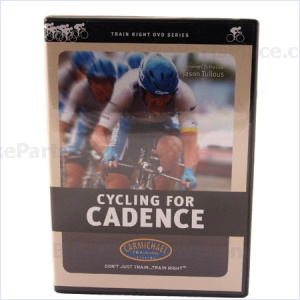 Video - Carmichael Training System Cycling for Cadence