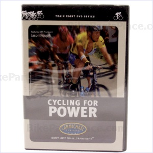 Video - Carmichael Training System Cycling for Power