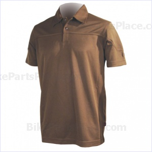 Jersey Polo Pony Short-Sleeve Olive
