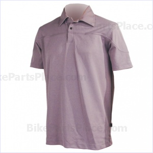 Jersey Polo Pony Short-Sleeve Gray