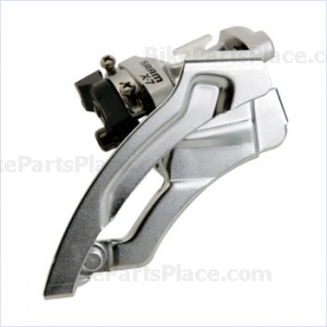 Front Derailleur - X.7 Low-Clamp Silver