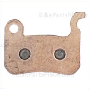 Disc Brake Pads - Sinterized Gold