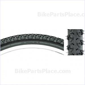 Clincher Tire - Alpha Bite Type Tread