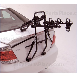 Auto Rack - Expedition Rack (Black)