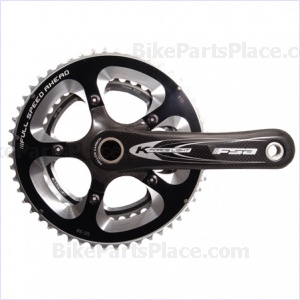 Crankset K-Force Light 175mm Crankarms 10-Speed