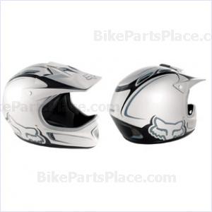 Helmet - Rampage - Silver