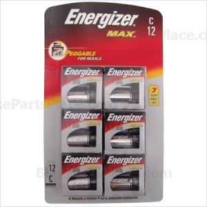 Battery Energizer 1.5 Volt