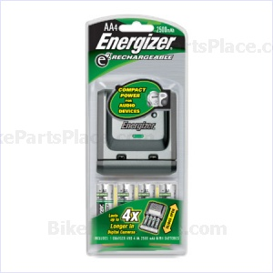 Battery Recharger - 8 Hour Compact Charg