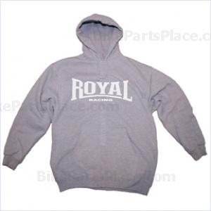 Sweatshirt - Royal Racing Hoody