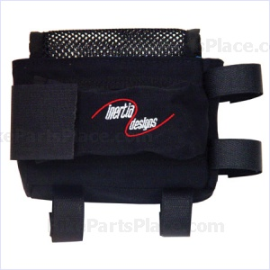 Handlebar Bag - Tri Bag Large with Pocket