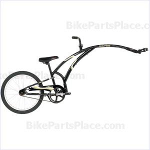 Trailer Bicycle Black