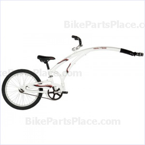 Trailer Bicycle - Alloy Granite White