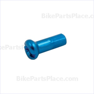 Spoke Nipple - Blue
