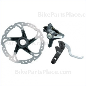Disc Brake - XTR Full Set - Grey