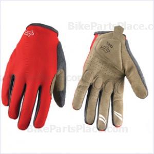 Gloves - Reflex - Red