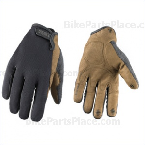 Gloves - Incline - Womens Black/Charcoal