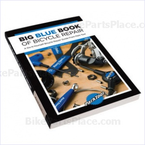 Book - Big Blue Book of Bicycle Repair 2nd Edition by Calvin Jones