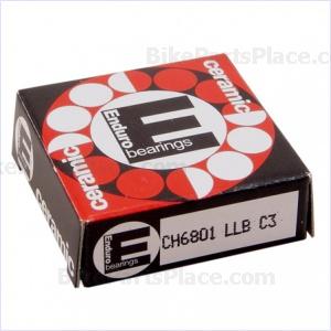 Cartridge Bearing - Ceramic Hybrid