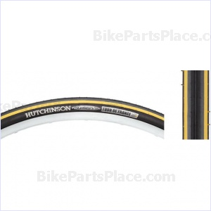 Clincher Tire Fusion 2 Black/Yellow