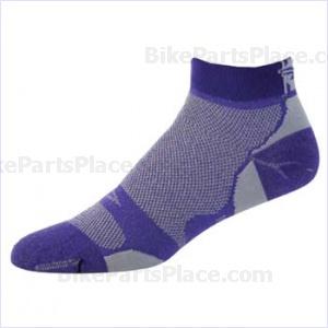 Socks Levitator Lite Gray/Purple