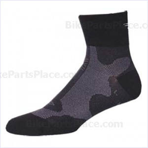 Socks - Levitator Lite Black