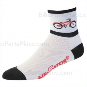 Socks Air-E-Ator Cruiser Design White