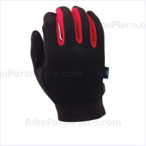 Gloves - Heat Wave BlackRed