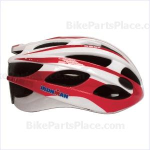 Helmet - Pro Ironman RedWhite