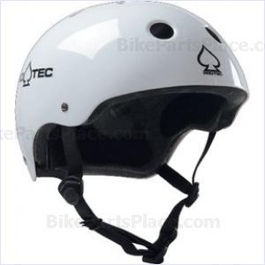 Helmet - Classic Gloss White