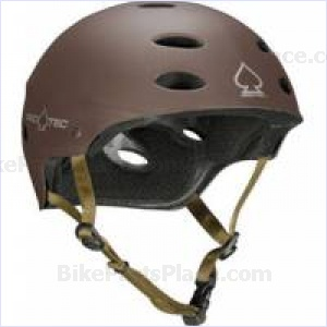 Helmet - Ace SXP (Matte Dark Brown)