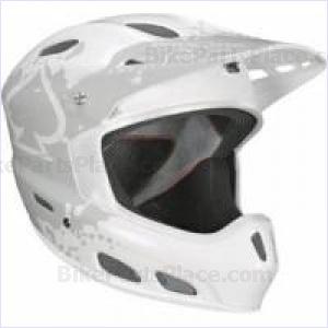 Helmet - Auger Gloss White