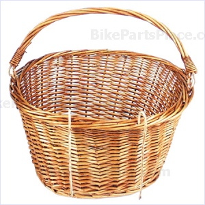 Basket Front Natural