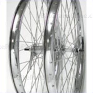 Clincher Rear Wheel - 24 x 2.125