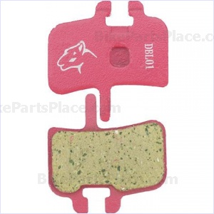 Disc Brake Pads BR7800 Red
