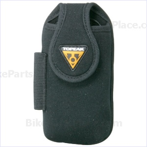 Handlebar Bag - Handy Phone Pack (Black)