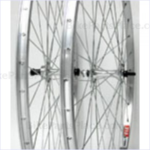 Clincher Front Wheel - 27 x 1 1/4 inches
