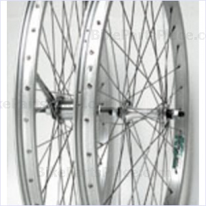 Clincher Front Wheel - 26 x 2.125 inches