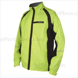 Jacket - Rider Rain Yellow