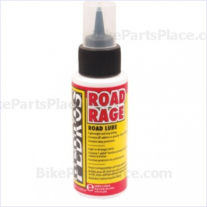 Chain Lubricant and Oil Road Rage
