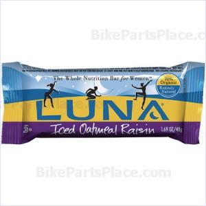 Nutrition Bar - Luna Iced Oatmeal Raisin Flavor