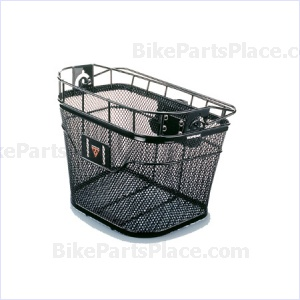 Basket - Front Basket (Black)
