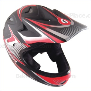 Helmet - Strike Red
