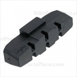 Brake Pad Standard Long Black