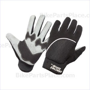 Gloves Orion Black Back