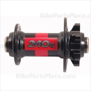 Front Hub 240S Disc - For ISO Mount Disc Brakes
