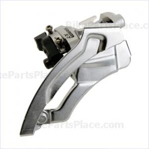 Front Derailleur - X.7 Low-Clamp Silver