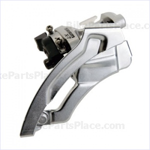 Front Derailleur - X.7 High-Clamp Silver