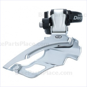 Front Derailleur - Deore Clamp-on Mount
