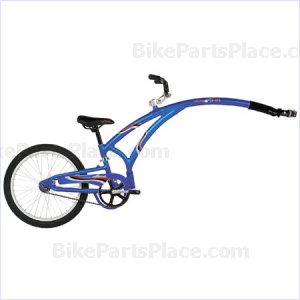 Trailer Bicycle - Alloy Granite Blue