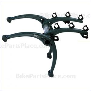 Auto Rack Bones Black